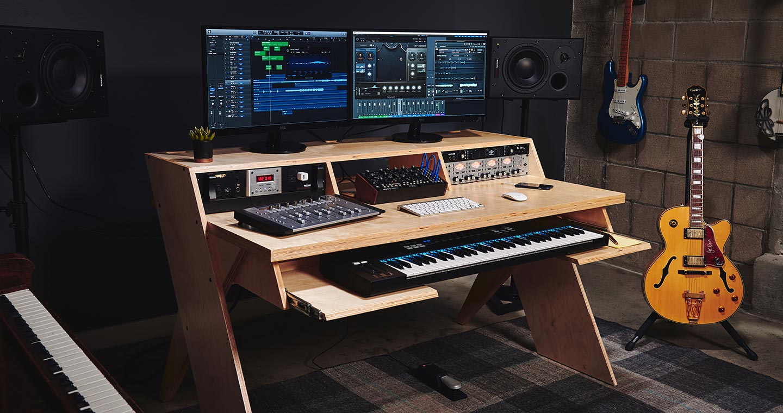 I need a new recording desk